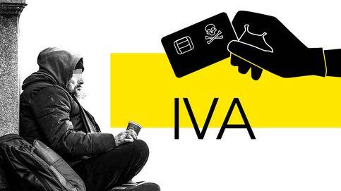 La trama del IVA acusada de defraudar millones usaba a indigentes