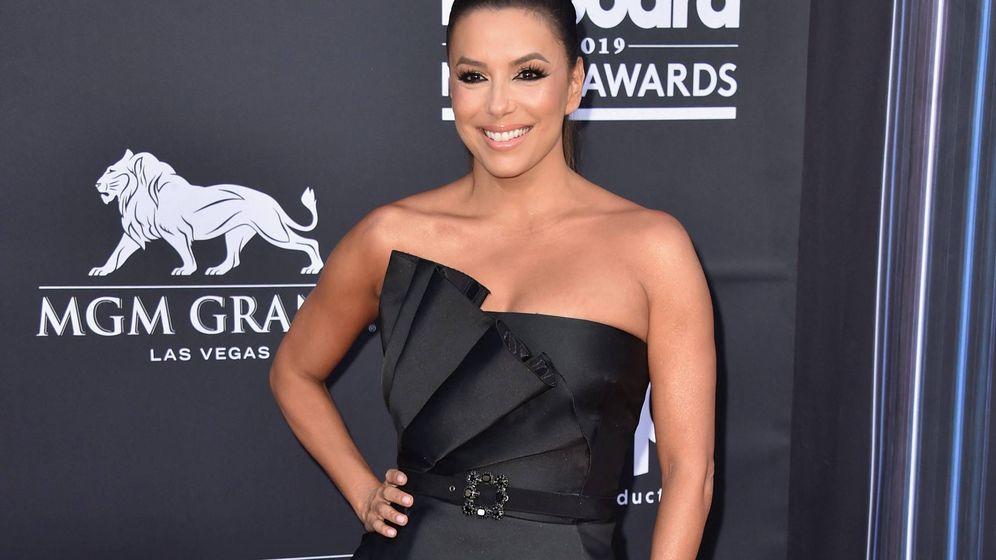 Foto: Eva Longoria en los Billboards Awards. (Cordon Press)