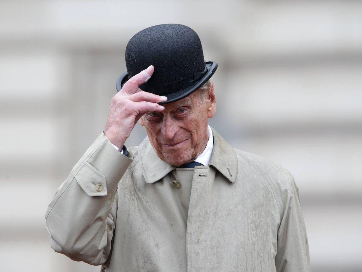 Foto:  El duque de Edimburgo, en 2017. (Getty)