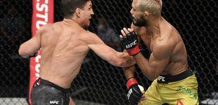 Post de UFC 255: la guillotina hasta el KO de Figueiredo y el dominio de Shevchenko