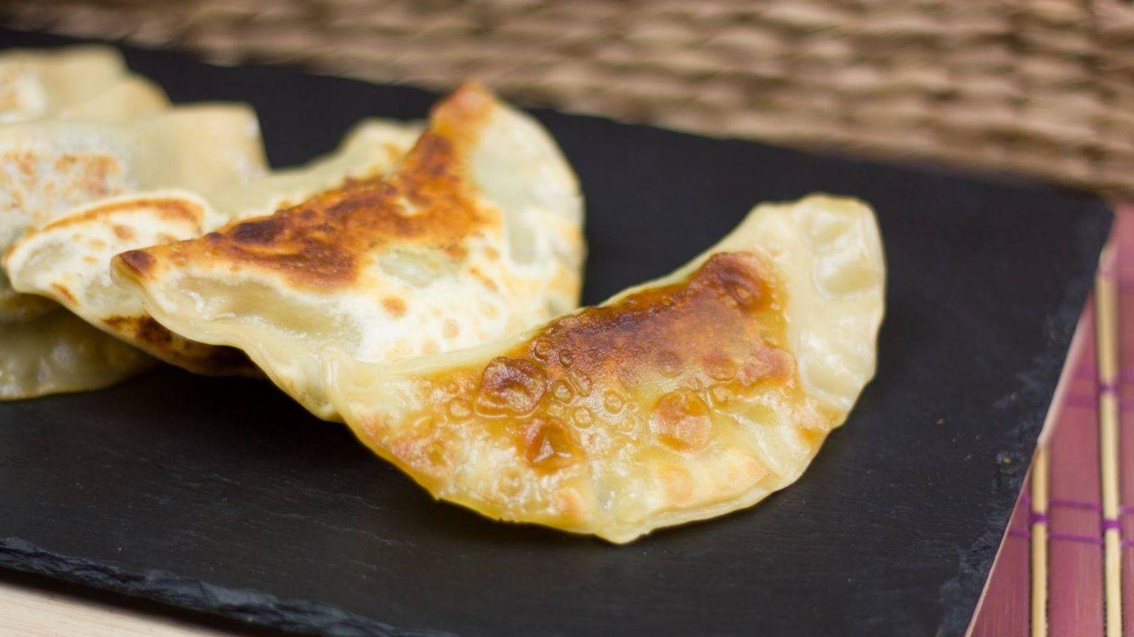 Foto: Empanadillas a la plancha