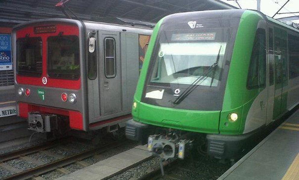 Trenes del Metro de Lima (Wikipedia)