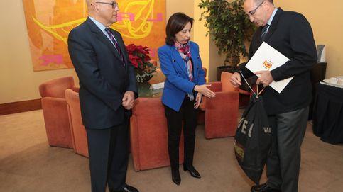 Robles recibe los restos del Yak 42 entregados por Turquía 16 años después