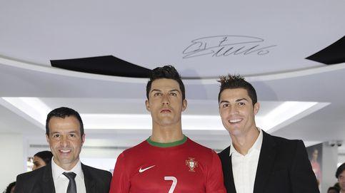 Cristiano Ronaldo, padrino en la boda de su representante