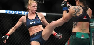 Post de UFC Fight Island 4: el avasallador dominio de Holly Holm y el gran KO de Randamie