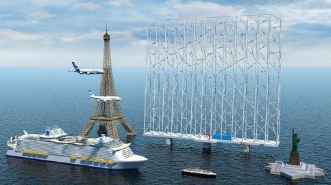 El molino de viento gigante que es cinco veces más eficiente que los actuales