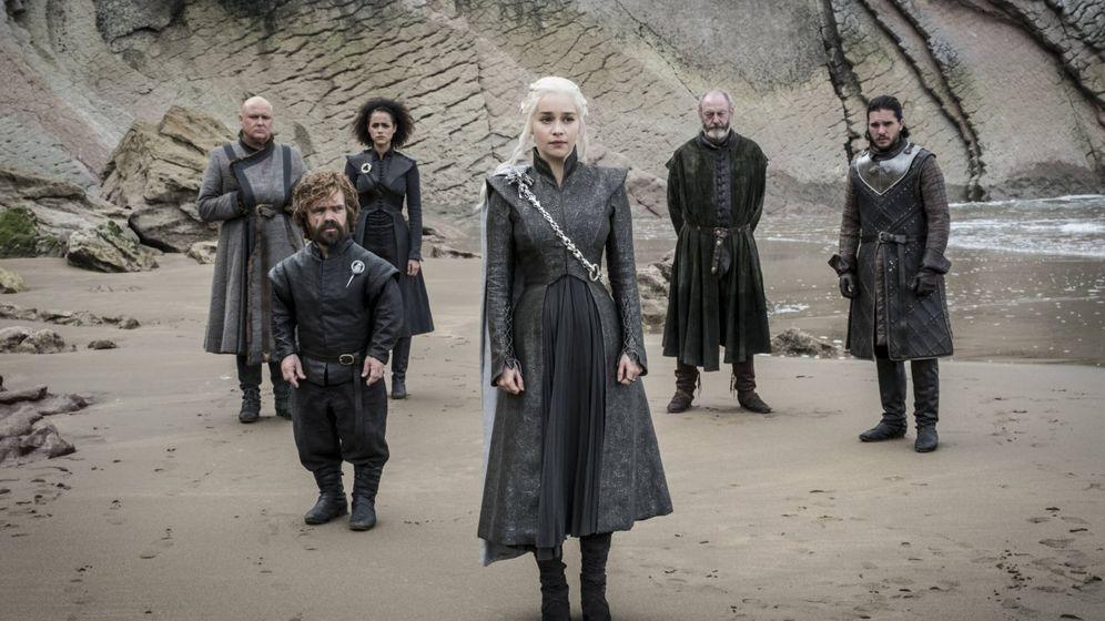 Foto: Imagen del cuarto capítulo de la séptima temporada con Daenerys Targaryen y sus aliados