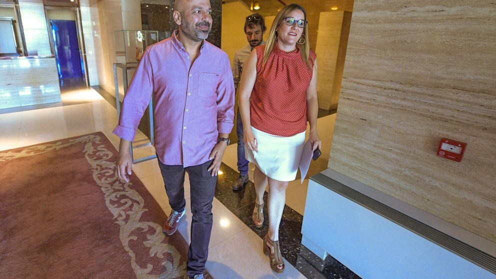 PSOE y Podemos allanan el pacto en La Mancha y lo ven como ensayo nacional