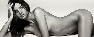 Miranda Kerr, el rostro de la belleza orgánica