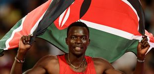 Post de Muere Nicholas Bett, campeón por Kenia en 400 metros vallas, en un accidente