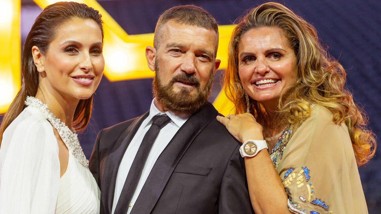 Paloma, Antonio y Sandra. (Foto: Starlite)