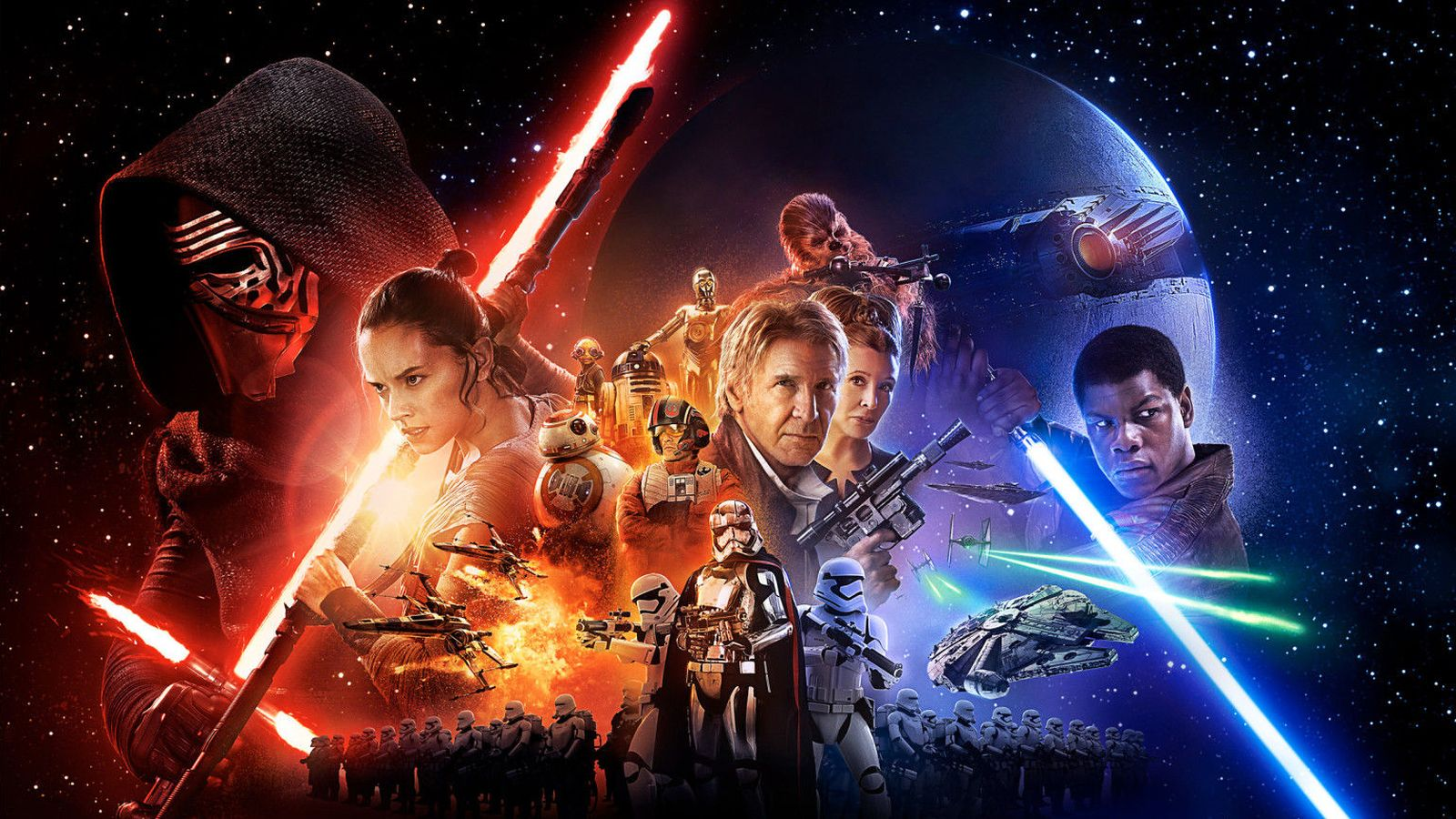 Foto: Star Wars: Episodio VII ya se ha filtrado en internet