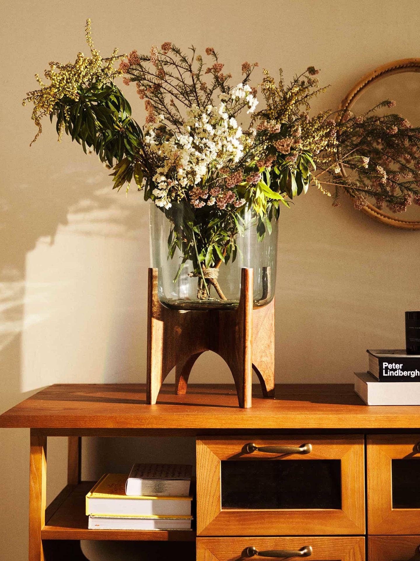 Maceteros de Zara Home para llenar tu casa de vida y estilo. (Cortesía)