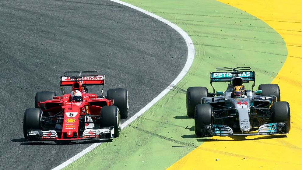 Proeza histórica de Alonso: séptimo en la Q3. Hamilton, pole con Ferrari al acecho