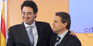 La Generalitat convoca un concurso a la medida de la consultora del gurú de Artur Mas