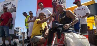 Post de Encuentran muerto al nadador Carmelo Santana durante la vuelta a Gran Canaria