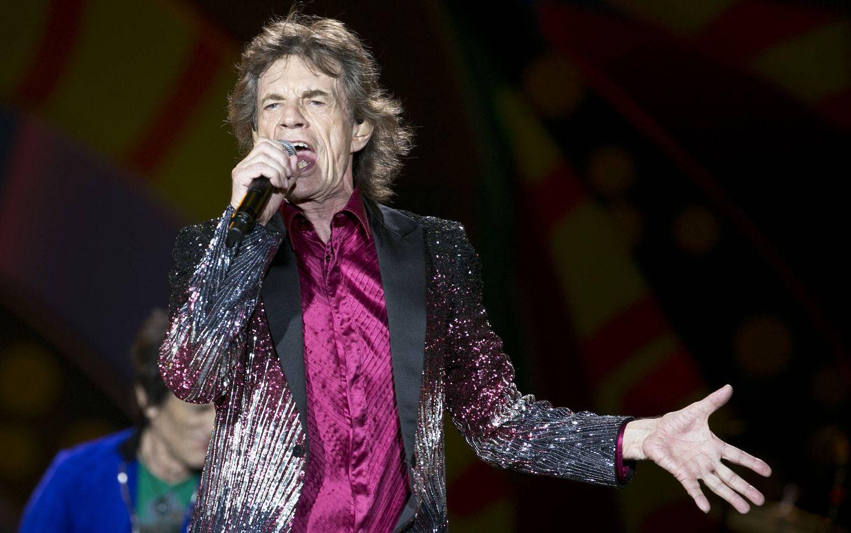 Foto: Mick Jagger en una imagen de archivo (Gtres)