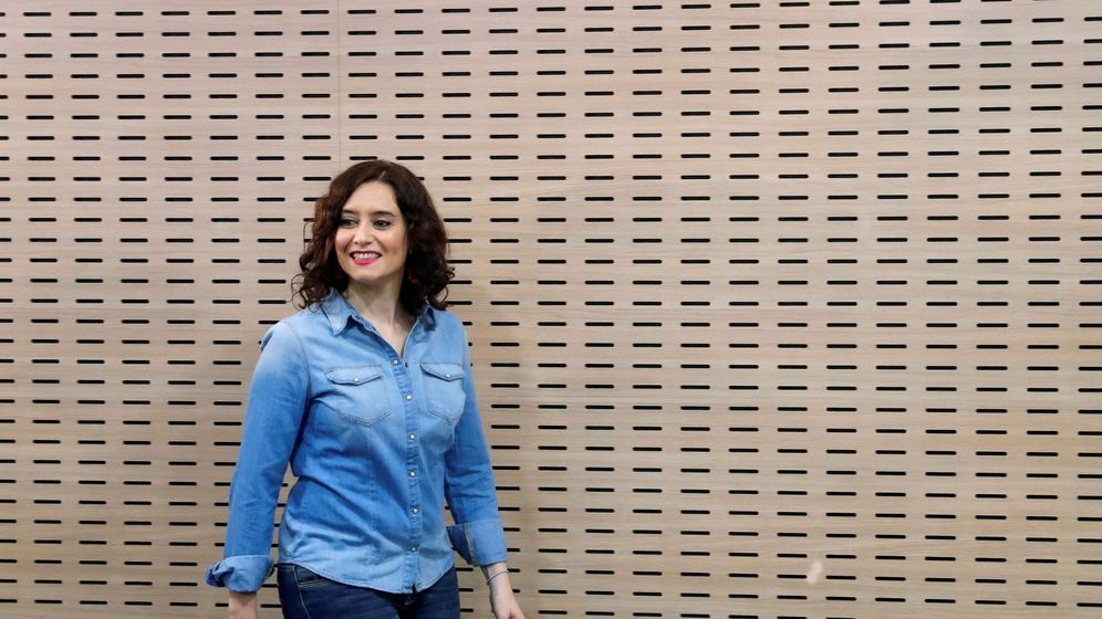 Foto: Isabel Díaz Ayuso, en una imagen reciente. (EFE)