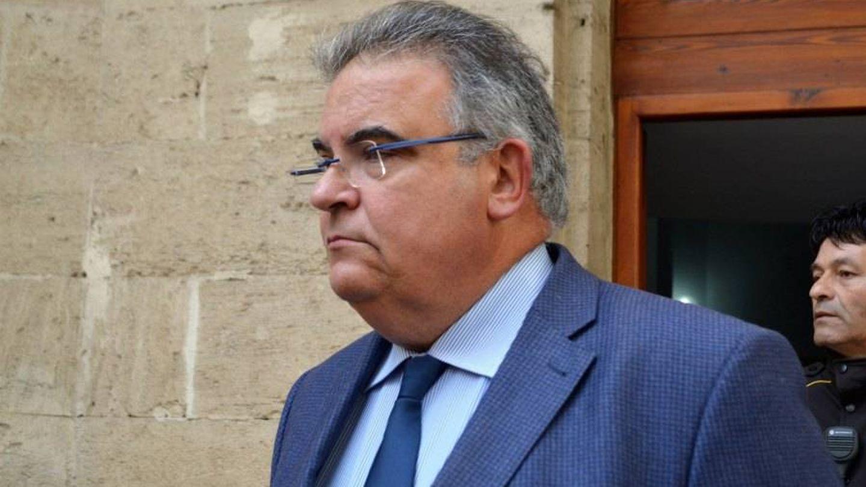 El fiscal superior de Baleares, Bartolomé Barceló.
