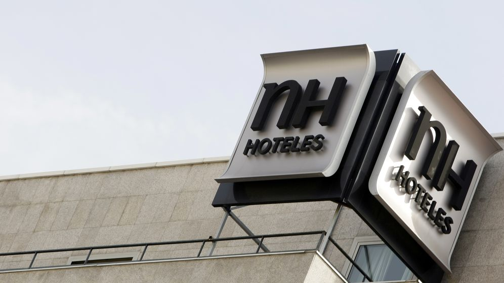 Foto: NH Hoteles se anota un 5% tras la salida de Banco Santander de su accionariado