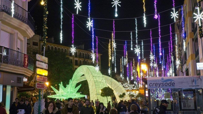 La firma cordobesa Ximénez pone las luces de Navidad en los cinco continentes