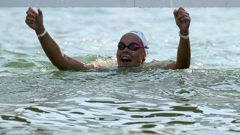 Una holandesa se lleva el oro de las aguas abiertas, Villaécija quedó decimoséptima