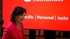 Banco Santander gana 5.077 millones hasta septiembre, un 10% más