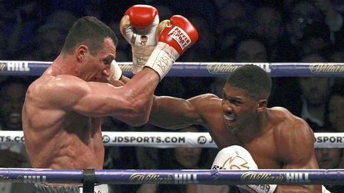 Así ganó Joshua a Klitschko en una noche histórica