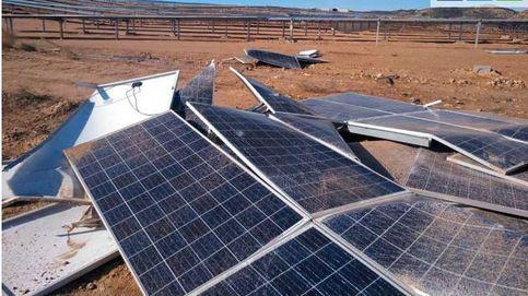 Los paneles solares de Florentino salen volando. ¿Debería haber elegido molinos?