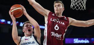 Post de Doncic se gradúa y mete a Eslovenia en las semis del EuroBasket contra España