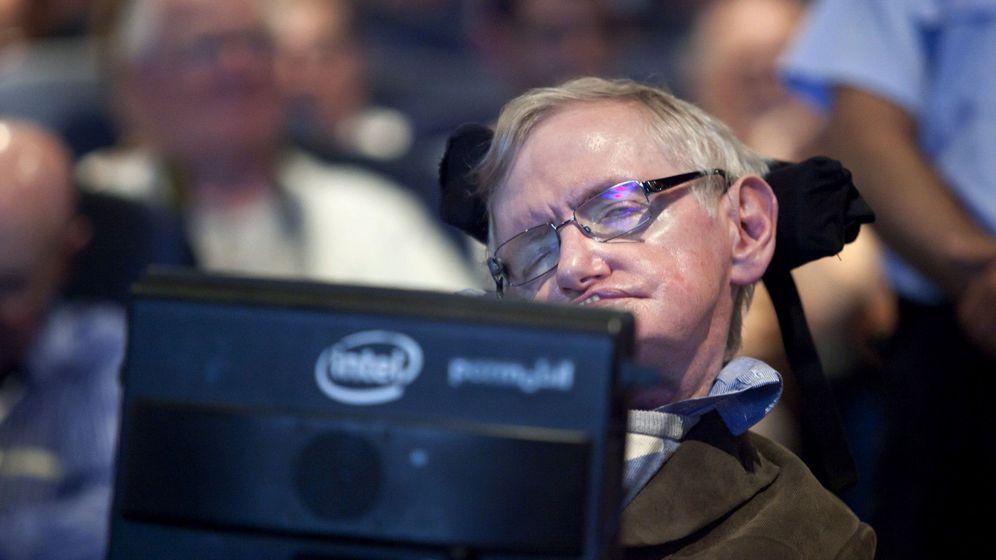 """Stephen Hawking, en frases: """"Lo único que importa es no darse por vencido"""""""