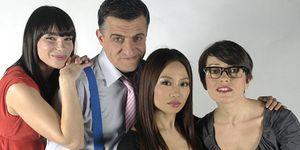 Las chicas de 'El Intermedio', premiadas por Luis del Olmo