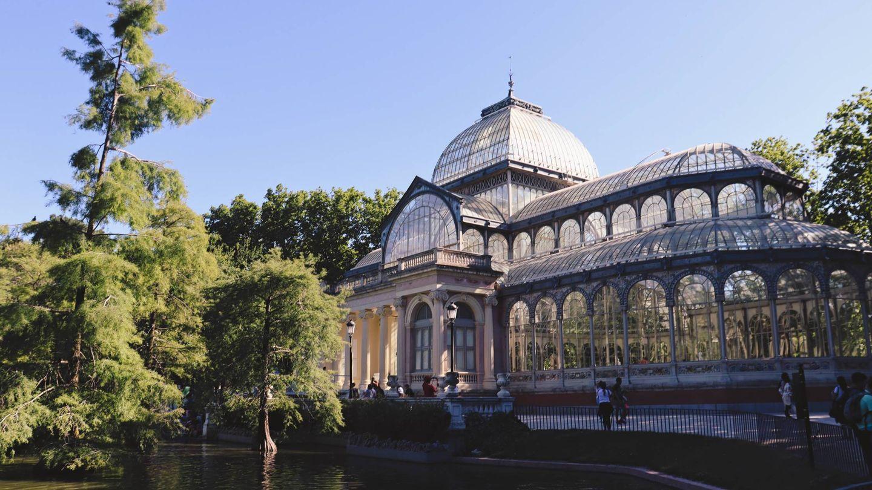 Palacio de Cristal. (Unsplash)
