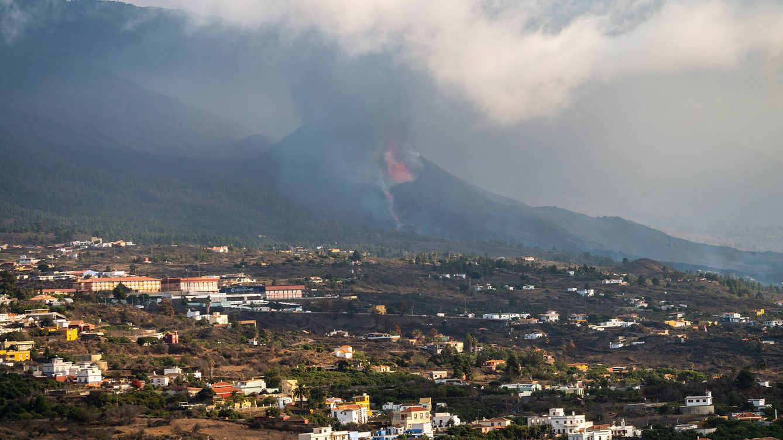 Foto: La erupción del volcán modificará la naturaleza de la isla. (Getty)