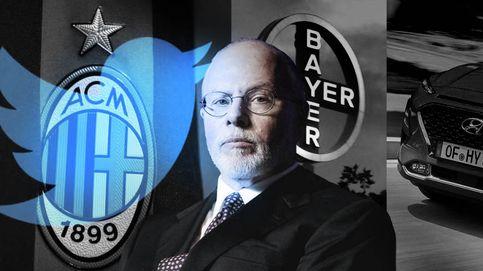 El millonario que intentó colarse en Telefónica ahora quiere un golpe de estado en Twitter