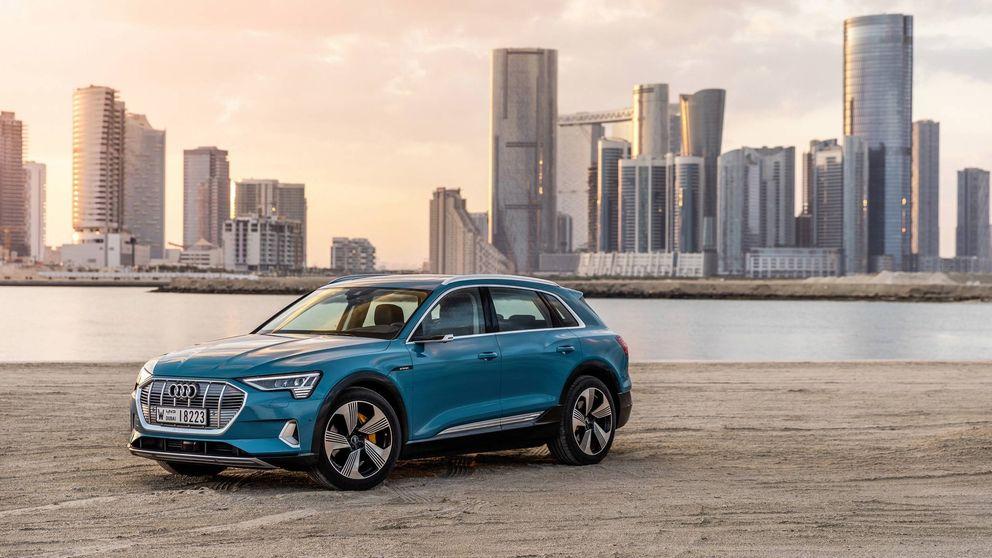El futuro de Audi ya está aquí: e-Tron, su primer coche eléctrico