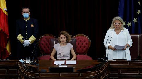 Víctimas del terrorismo piden en el Congreso no blanquear a Bildu