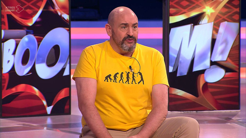 Óscar Díaz se confiesa tras el adiós de 'Los Dispersos' a '¡Boom!': Fue raro y especial
