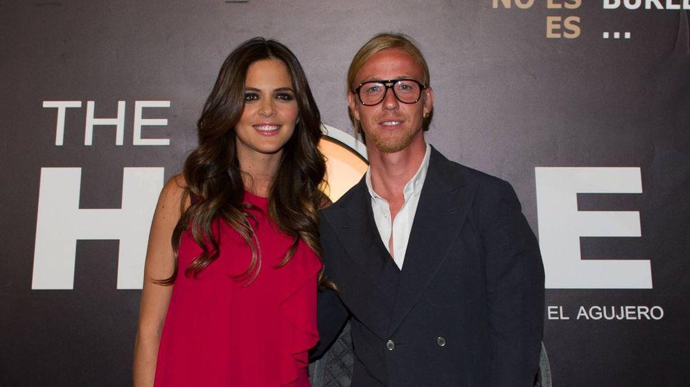 Foto: Guti y Romina, en una imagen de archivo. (Cordon Press)