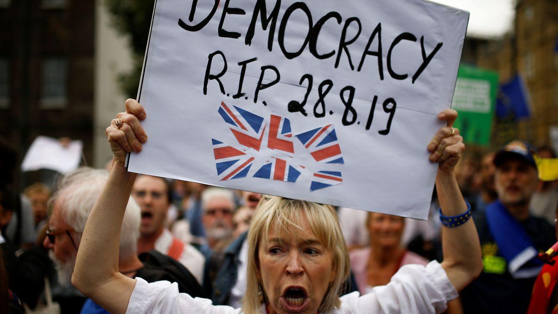 Reino Unido encara una semana decisiva para el Brexit con el Parlamento en rebelión