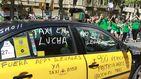 Uber vuelve a funcionar en Barcelona. Es la guerra, habrá enfrentamientos