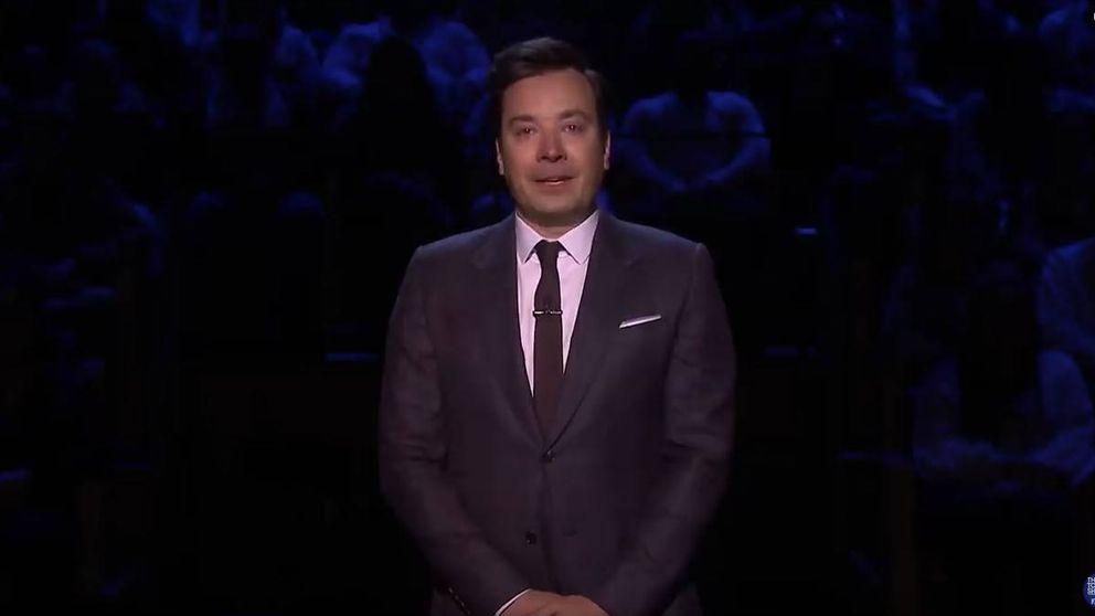 El presentador Jimmy Fallon, roto de dolor tras la muerte de Kobe Bryant