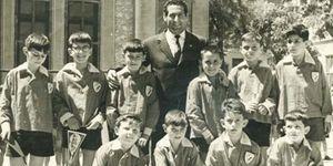 Foto: El Pilar, un colegio de dirigentes