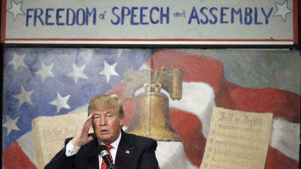 Foto: El candidato republicano, Donald Trump (Reuters)