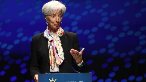 Lagarde señala que no va a tocar el plan de compras de emergencia a corto plazo