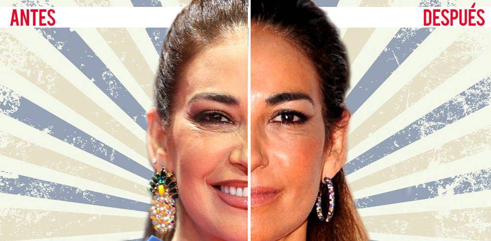 Foto: Las dos caras de Mariló Montero.