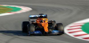 Post de Test de pretemporada de F1: Carlos Sainz y su primer gran paso con el nuevo McLaren