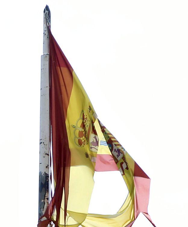 Foto: Bandera española (EFE)