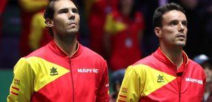 Post de El nuevo 'abrazo' de Rafa Nadal y Roberto Bautista por España (más allá de la Davis)