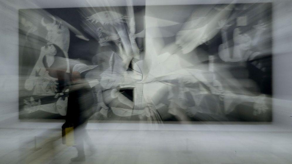 Foto: El 'Guernica' en el Reina Sofía | EFE